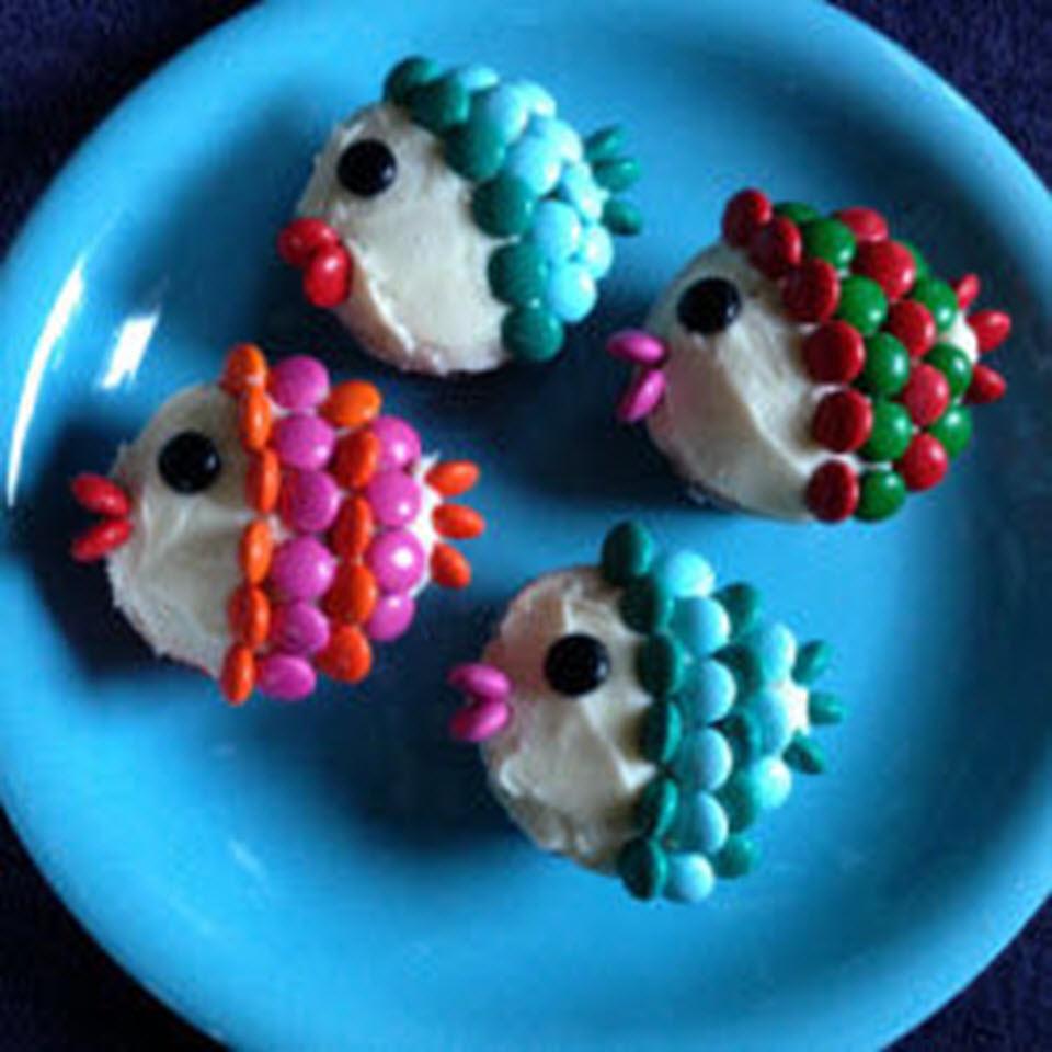 Fish Cupcakes barbara