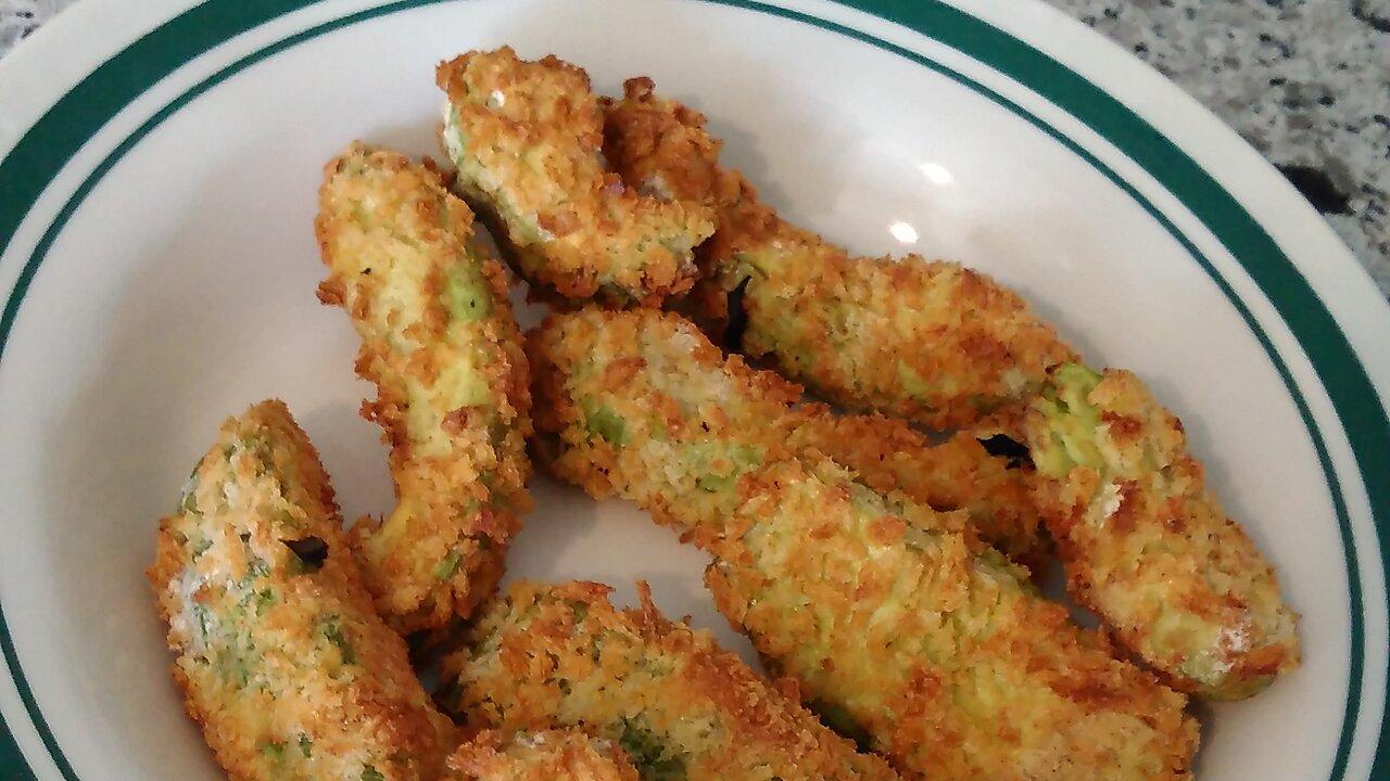 Air Fryer Avocado Fries