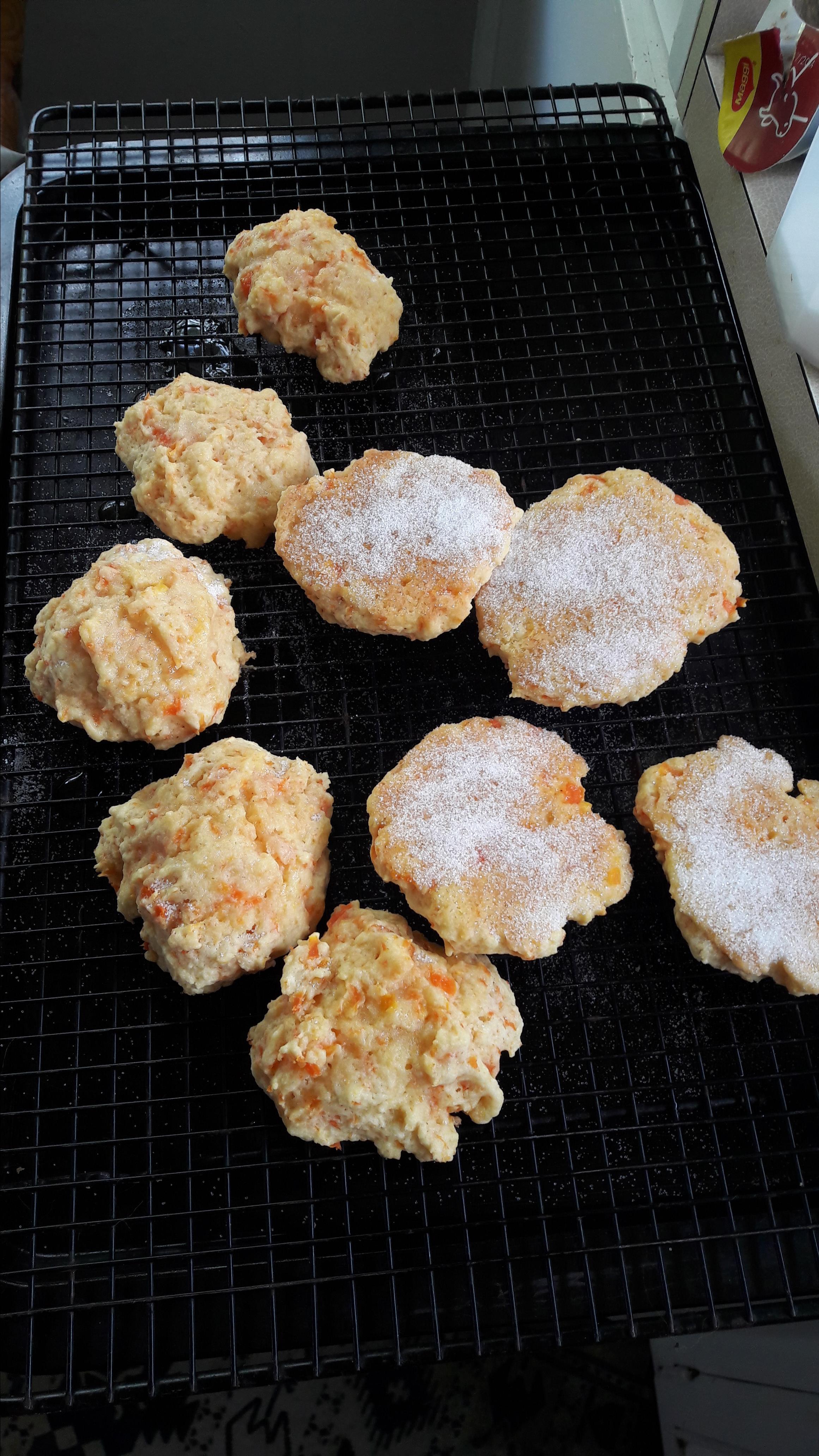 Carrot Cookies III Jo.falconer