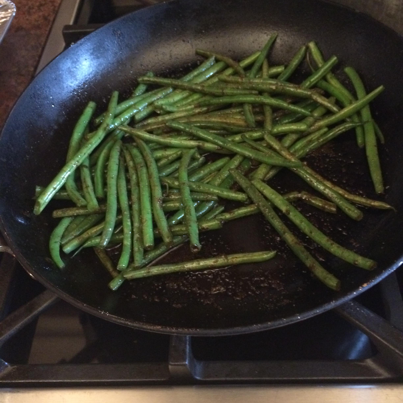Sauteed String Beans chana J