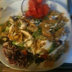 Southwest Chicken Salad II memarion