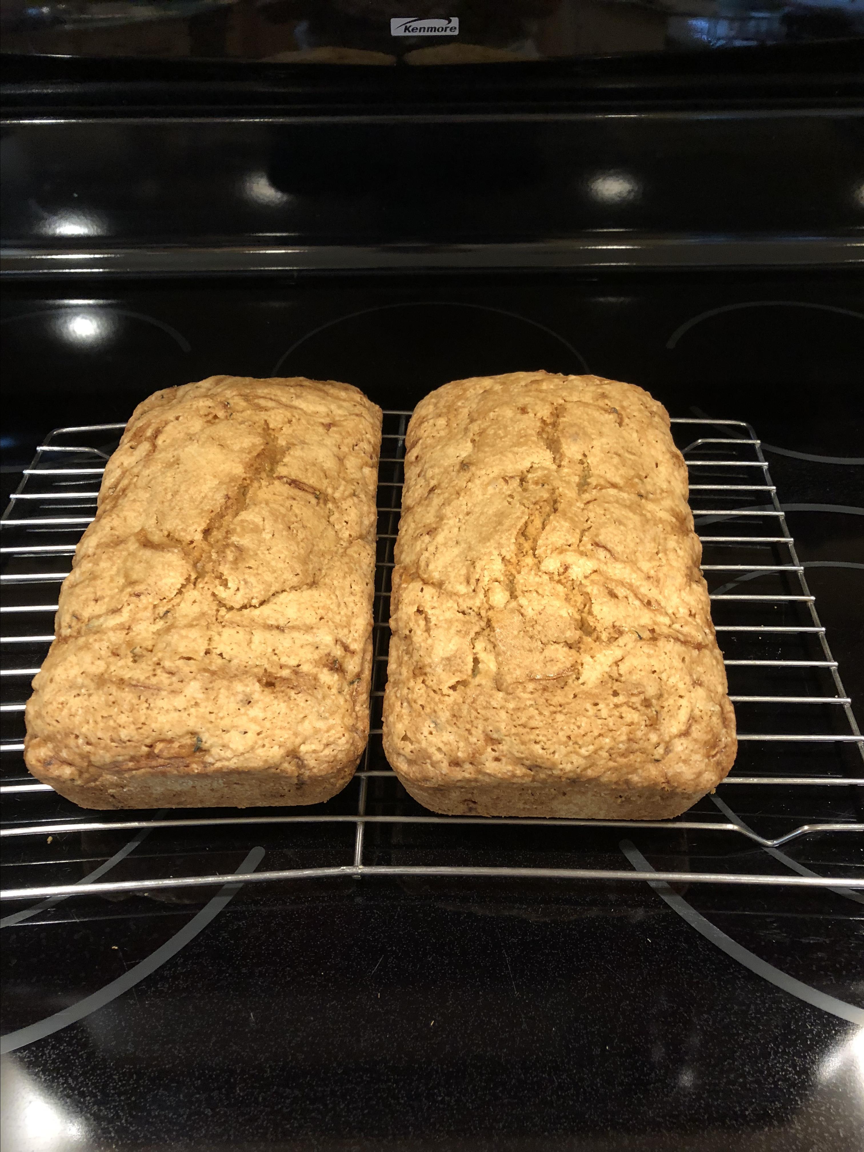 Ellen's Lemon Zucchini Bread eileenb