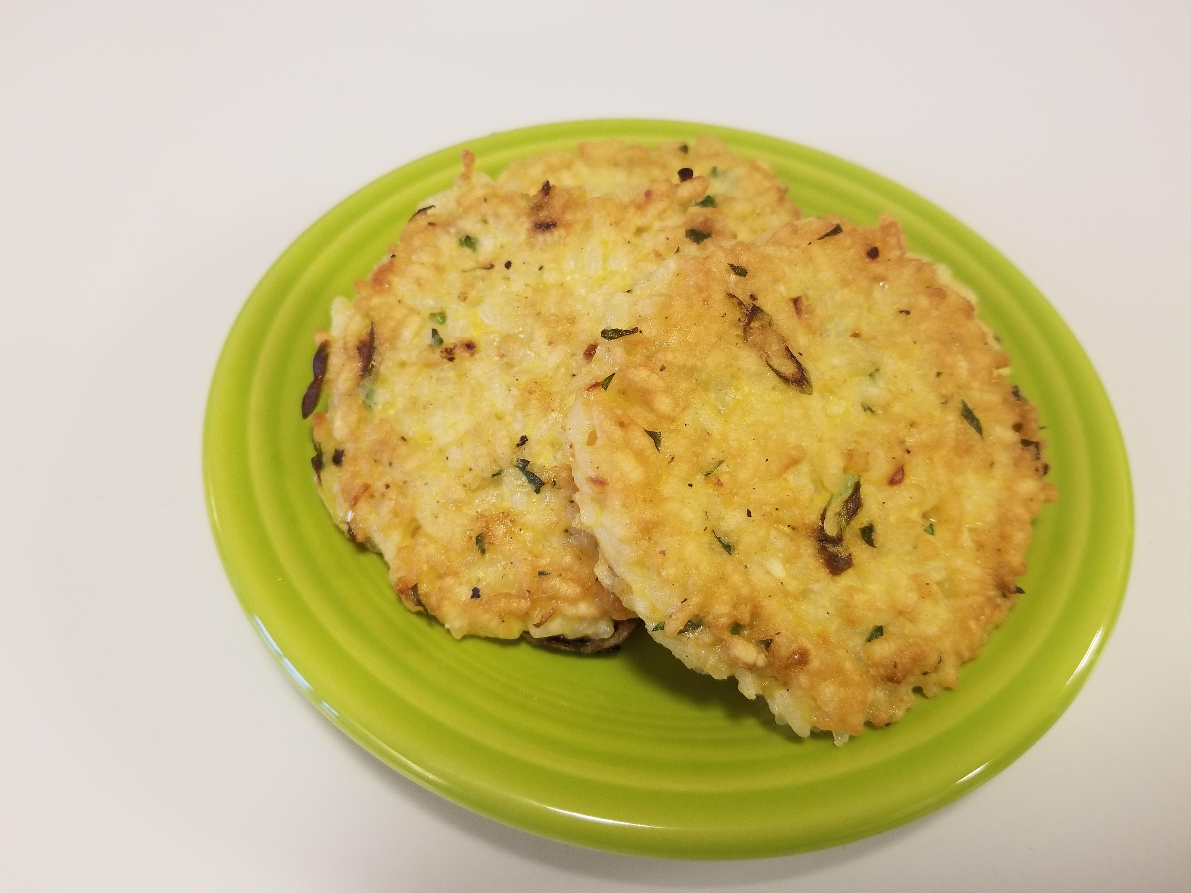 Rice Patties