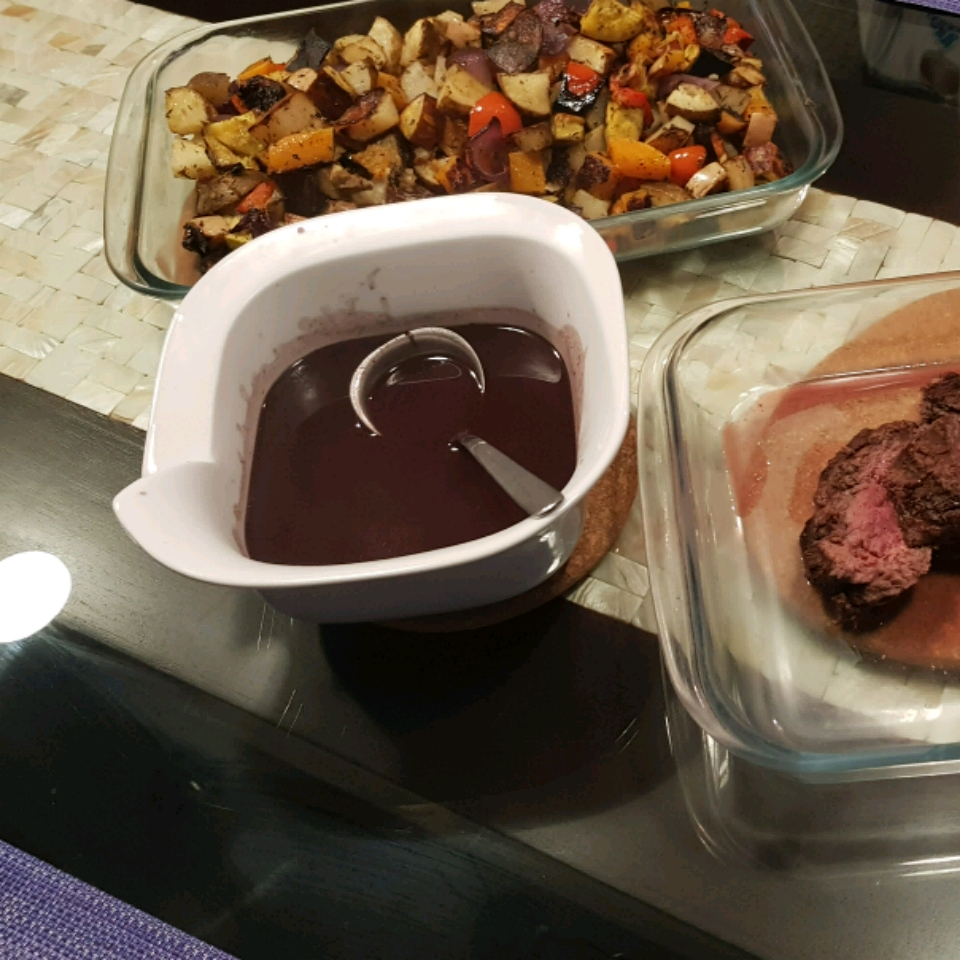 Cabernet Sauvignon Reduction