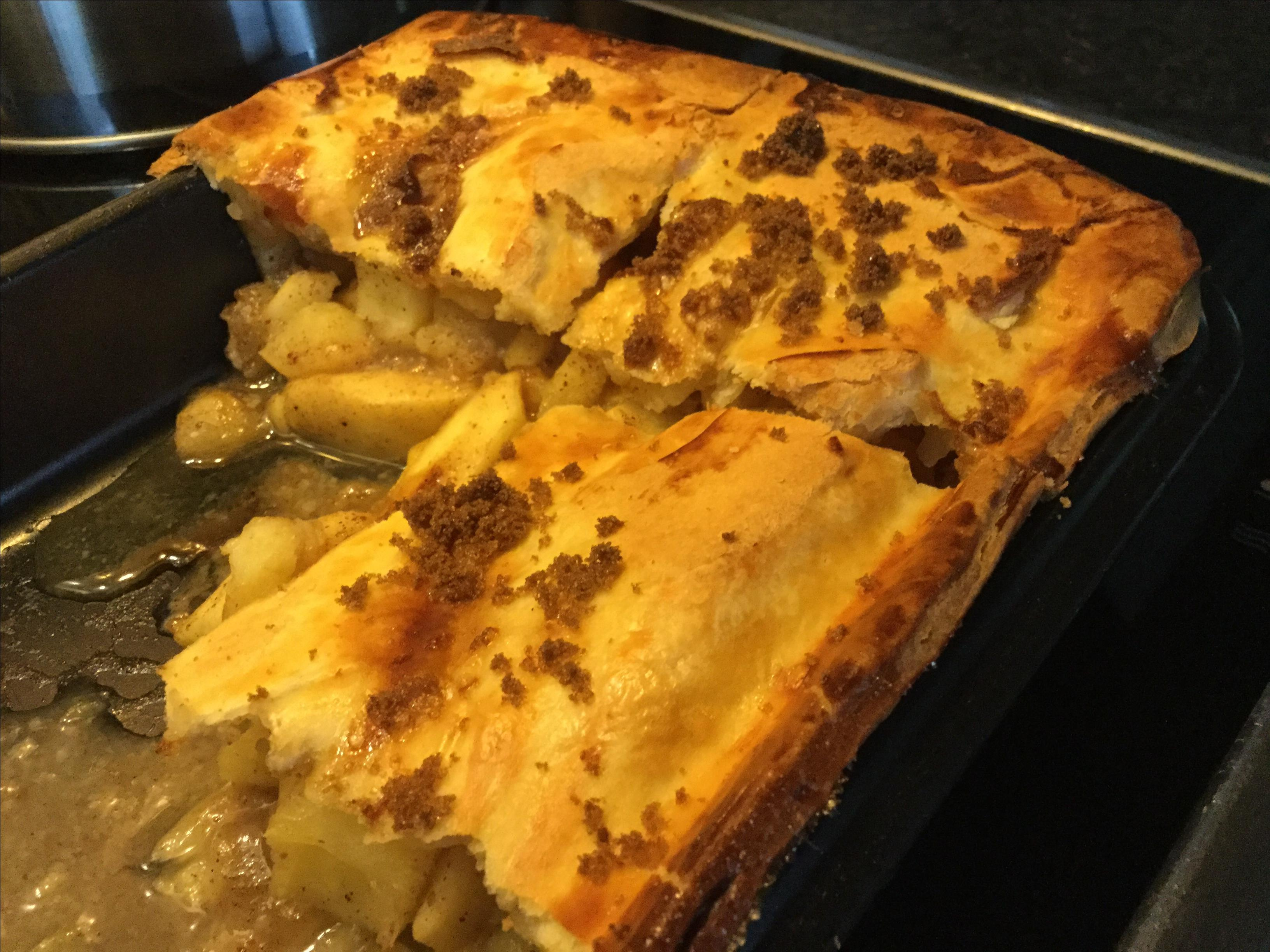 Canadian Apple Pie Frances Copping