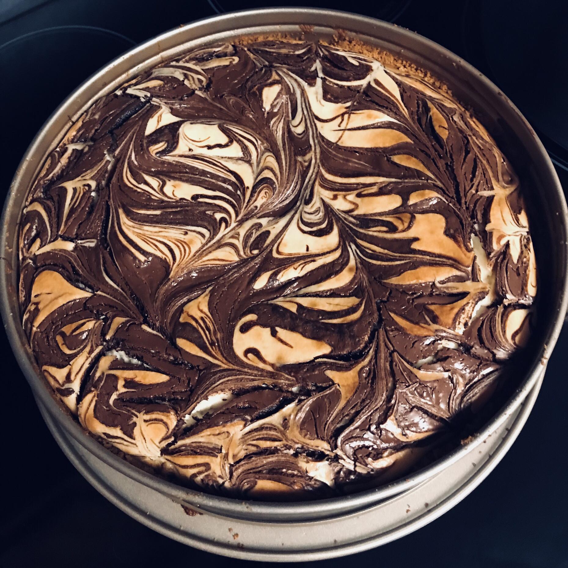 Turtles® Cheesecake