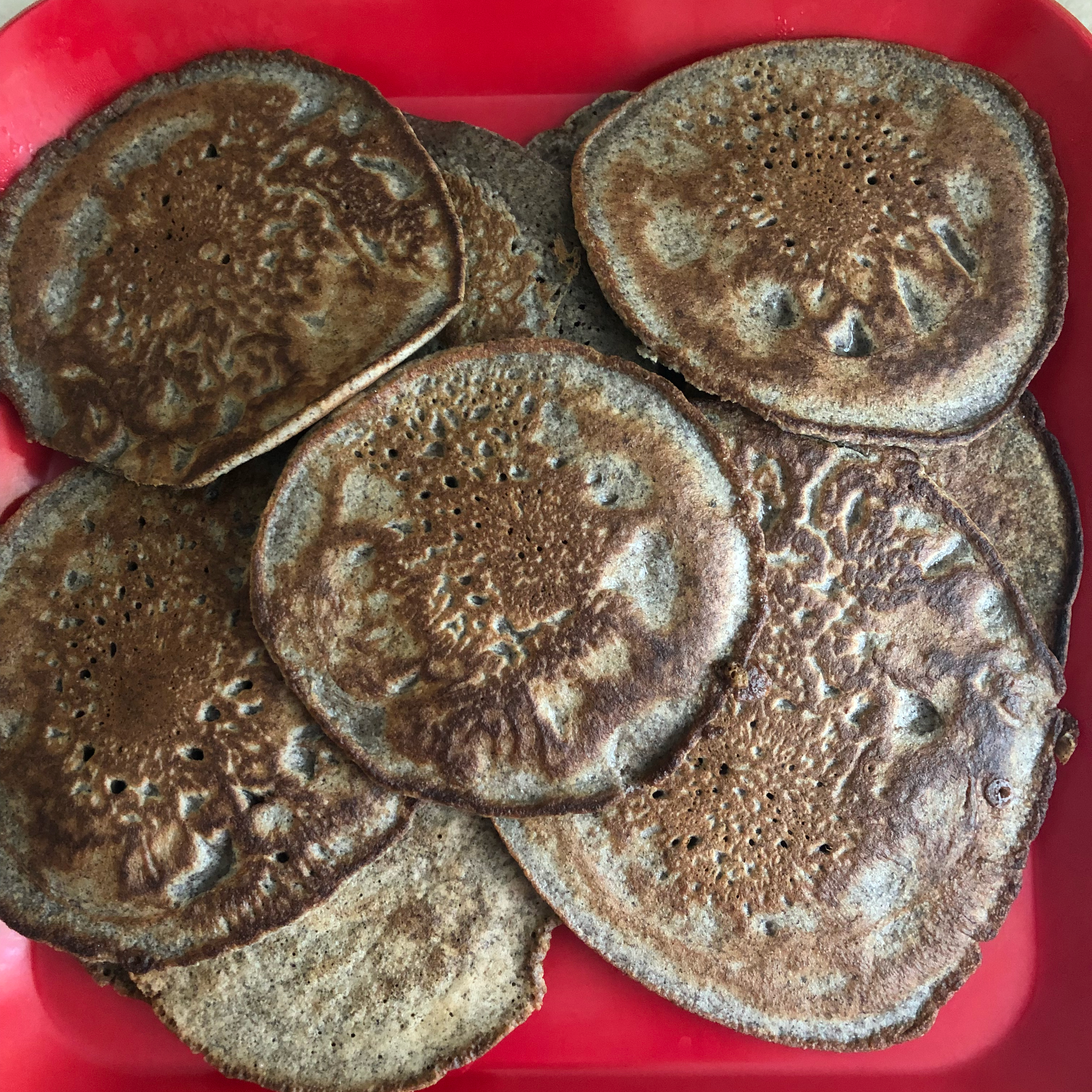 Gluten-Free Blueberry Banana Buckwheat Pancakes Crystal22