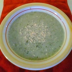 Cream of Broccoli Soup IV David Williams