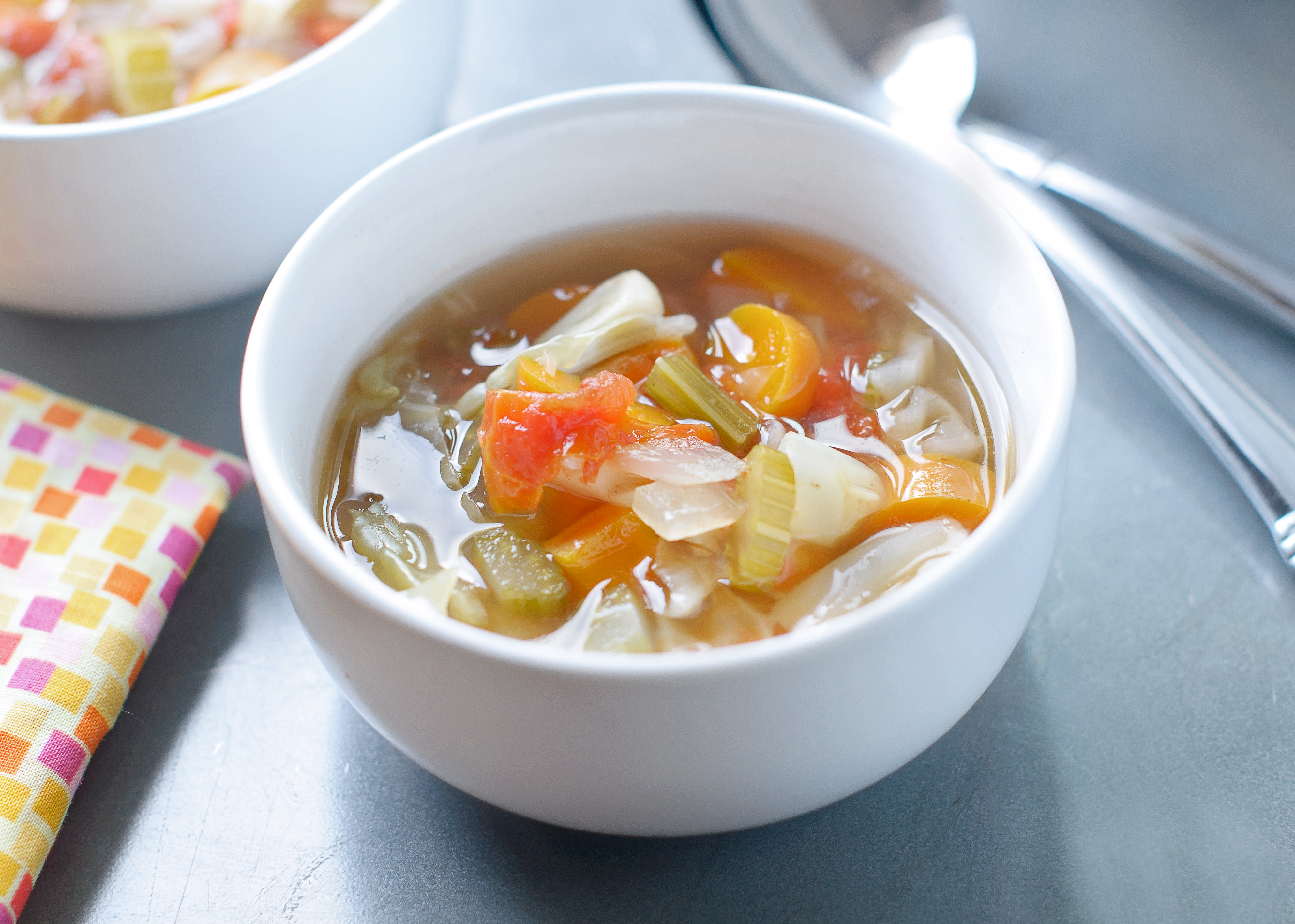 Instant Pot® Vegan Cabbage Detox Soup KGora
