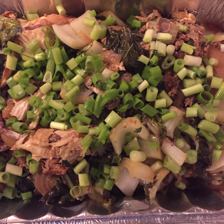 Slow Cooker Adobo Chicken with Bok Choy tkgbjenn1