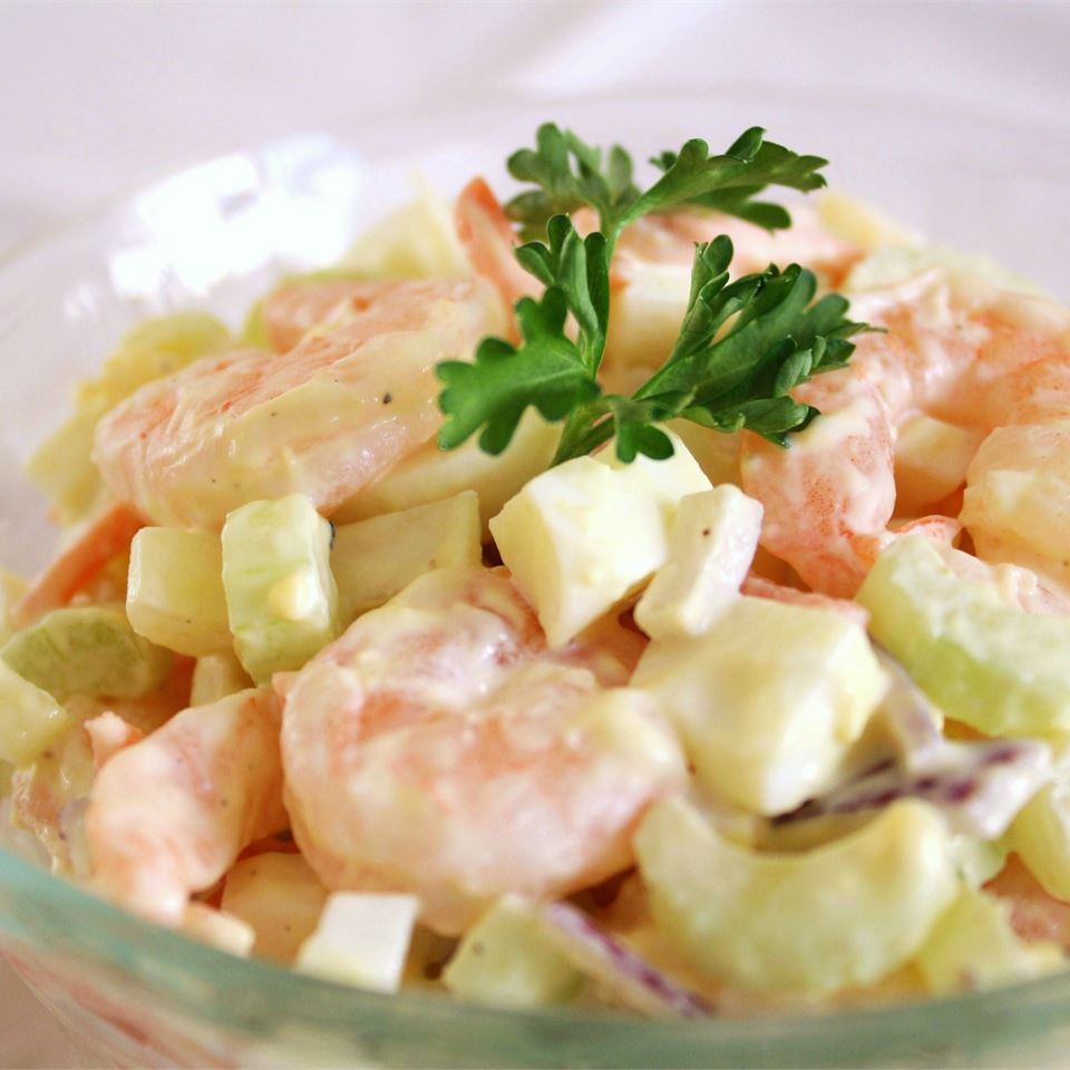 Shrimply Delicious Shrimp Salad TTV78