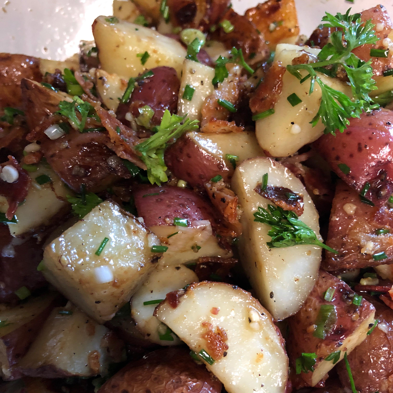 Grilled Potato Salad knovakne
