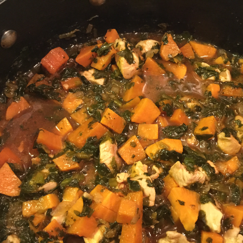 Paleo Chicken Stew