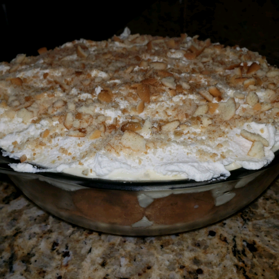 Banana Pudding III PDoukas