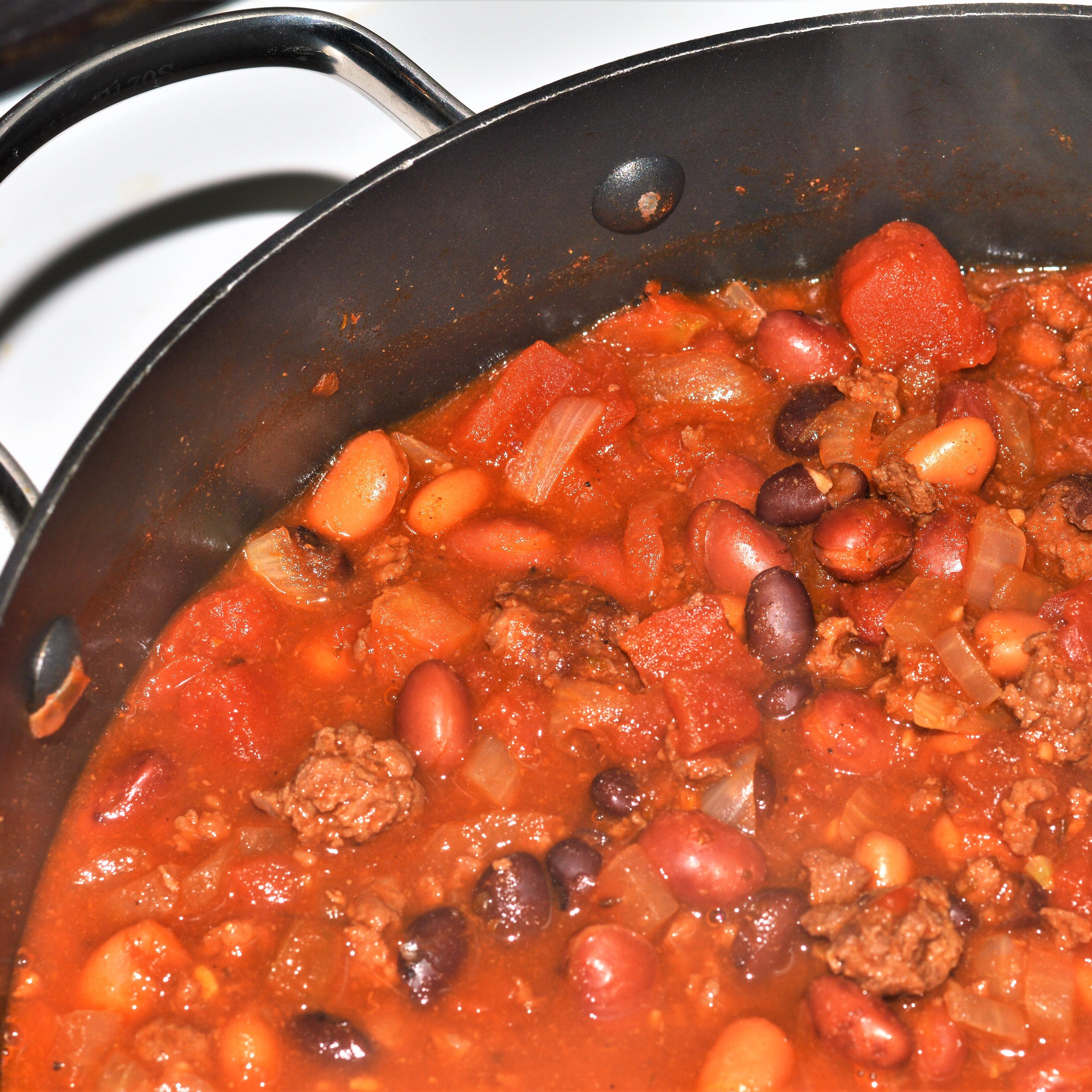 Annie's Easy Venison Chili