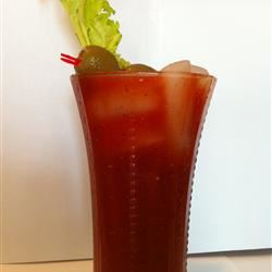 Spicy Bloody Mary Mix MG648