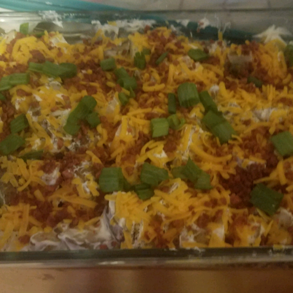 All-American Loaded Baked Potato Salad Sloane Springer