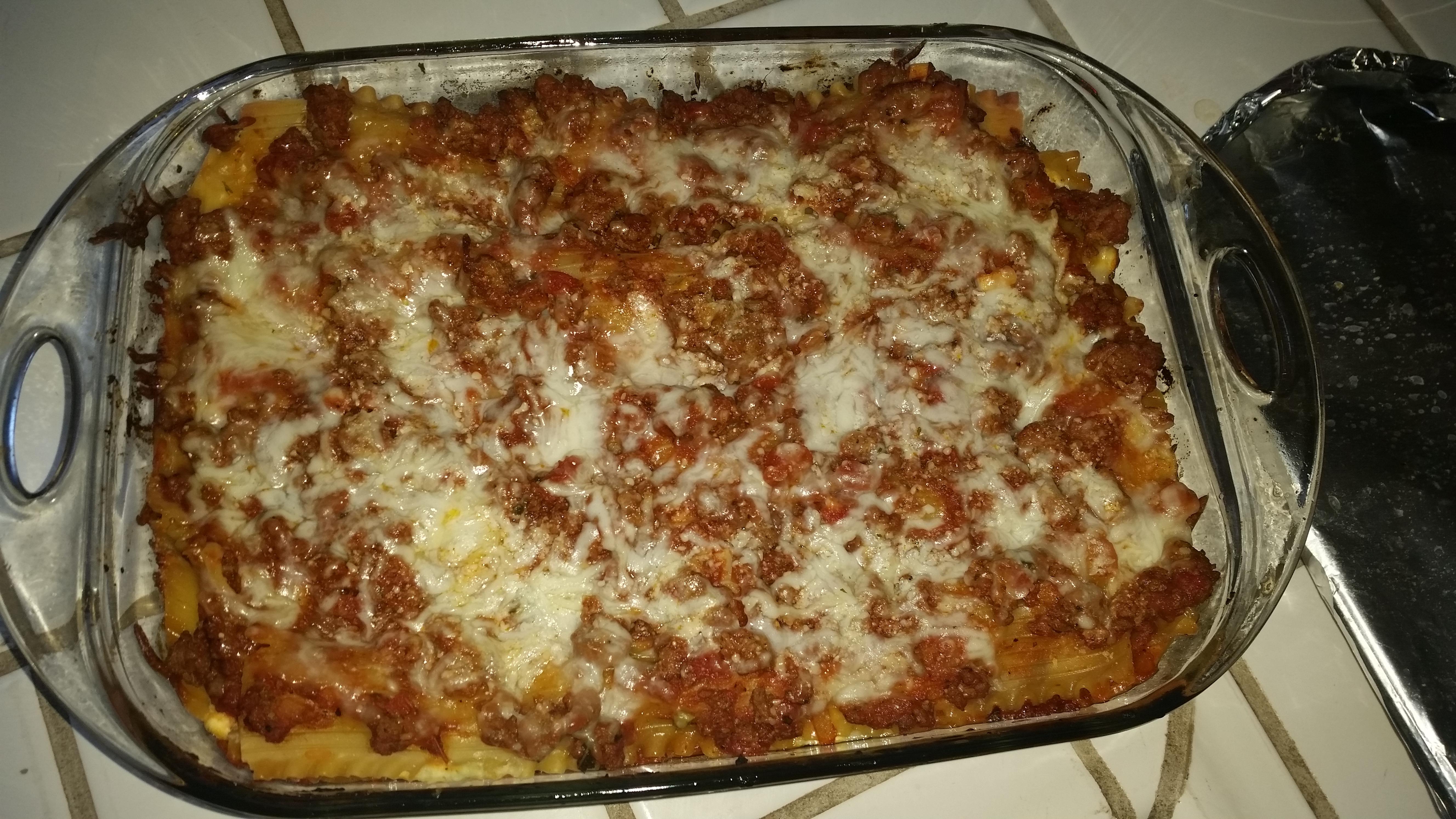 American Lasagna Pam Ledford