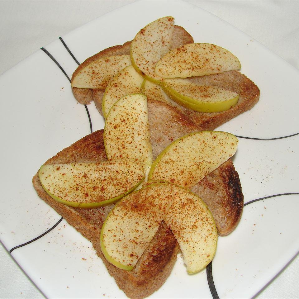 Apple Toast GodivaGirl