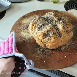 Oatmeal Soda Bread berrysweet