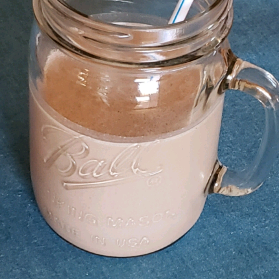 Tangy Peanut Butter Cup Smoothie