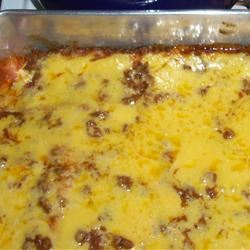 Tex-Mex Beef and Cheese Enchiladas ajalonzo3
