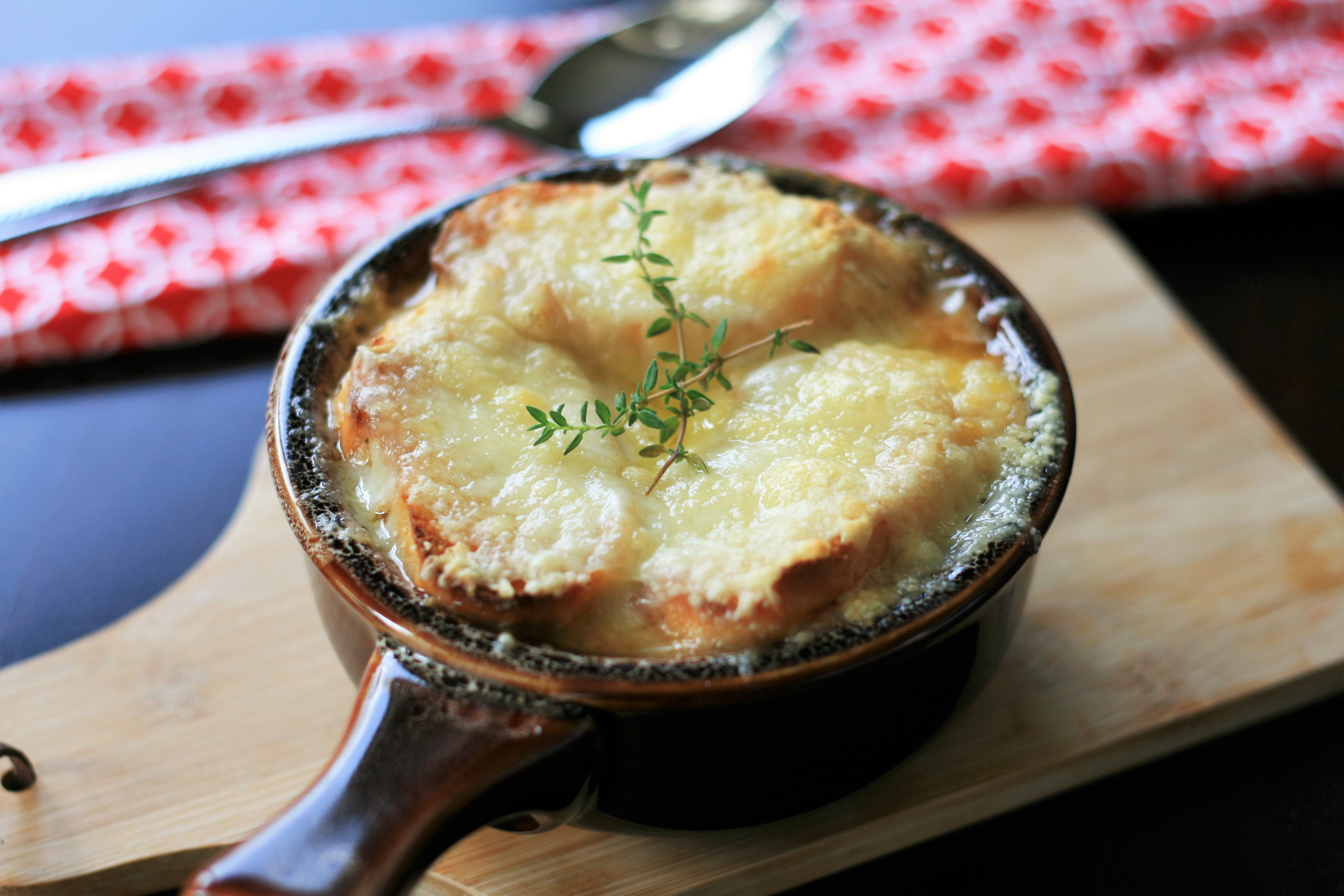 Instant Pot® French Onion Soup