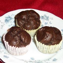 Gluten Free Chocolate Cupcakes SUZZANNA