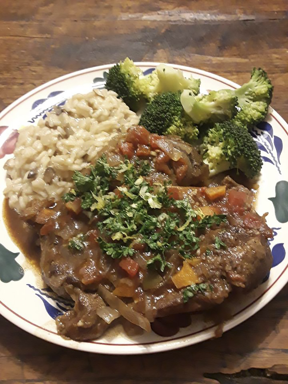 Traditional Osso Buco Jill Sander