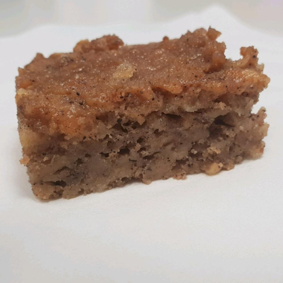 Apple Peanut Butter Cake Alexandra Iulia