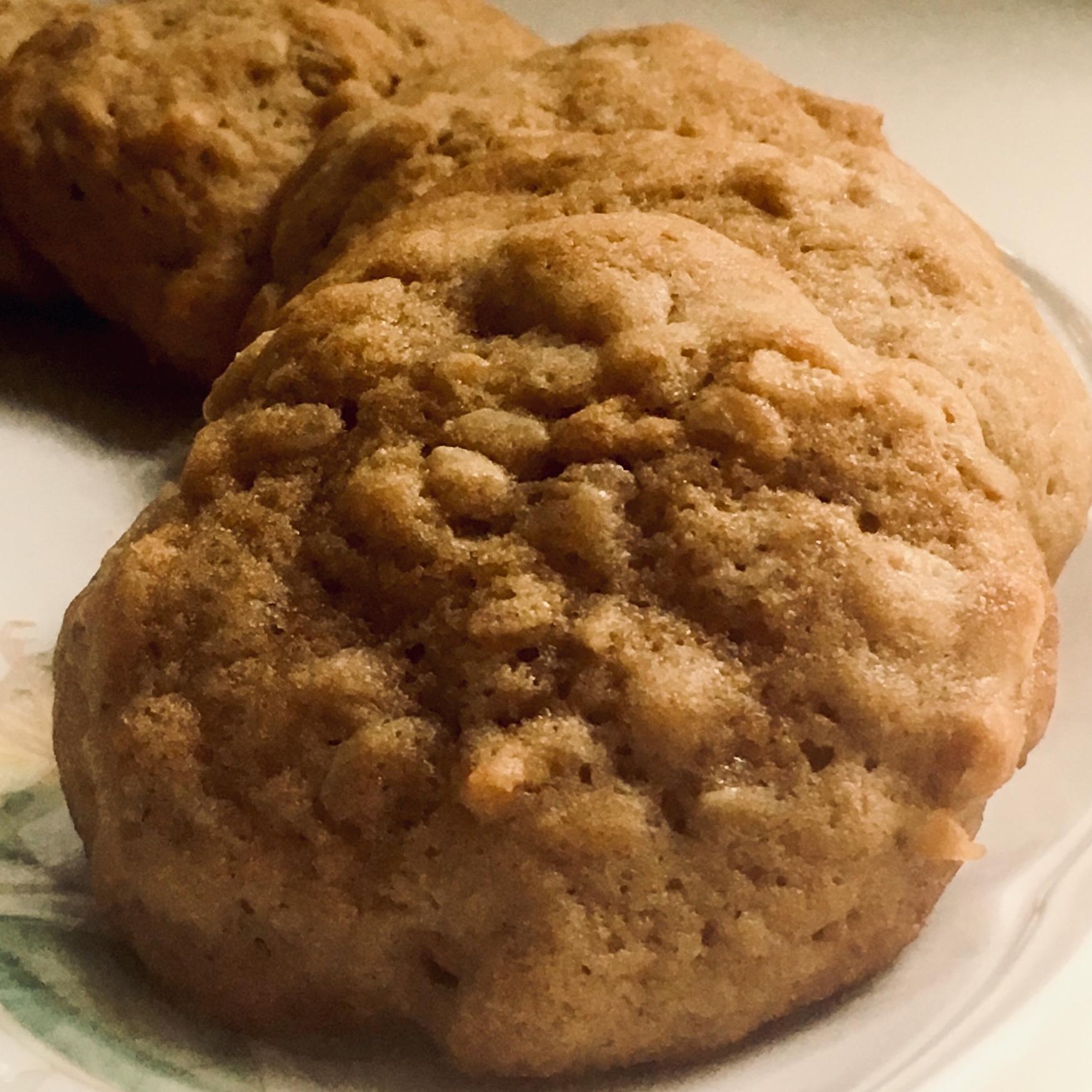 Rich Jackfruit Cookies