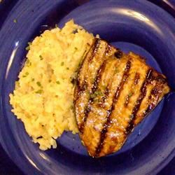 Grilled Swordfish IBNITWIT