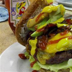 'The Pacemaker' Venison Burger Jraybuck