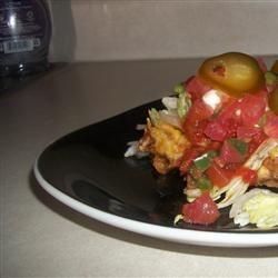 Mexican Lasagna II Eve