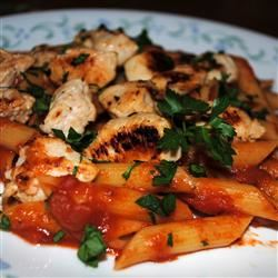 Rigatoni with Italian Chicken BERTPEREZ