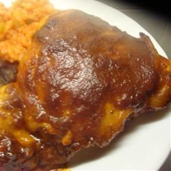 Easy Spicy Mexican-American Chicken