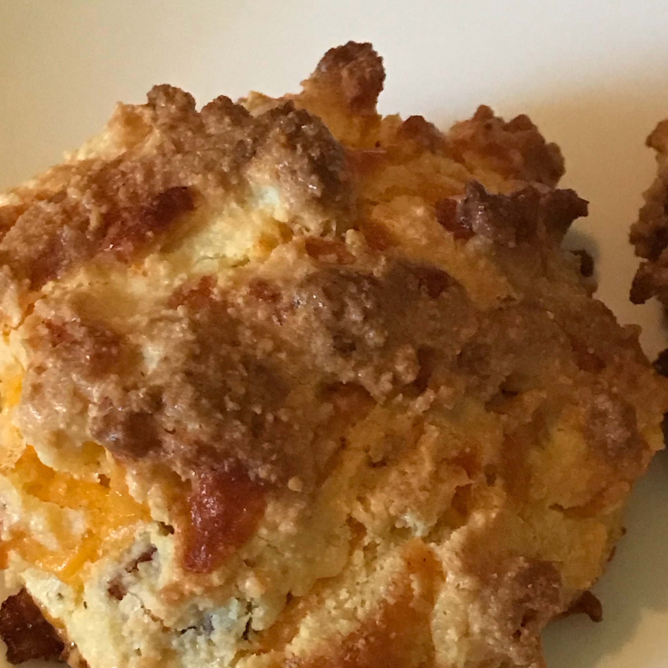 Cheesy Keto Biscuits