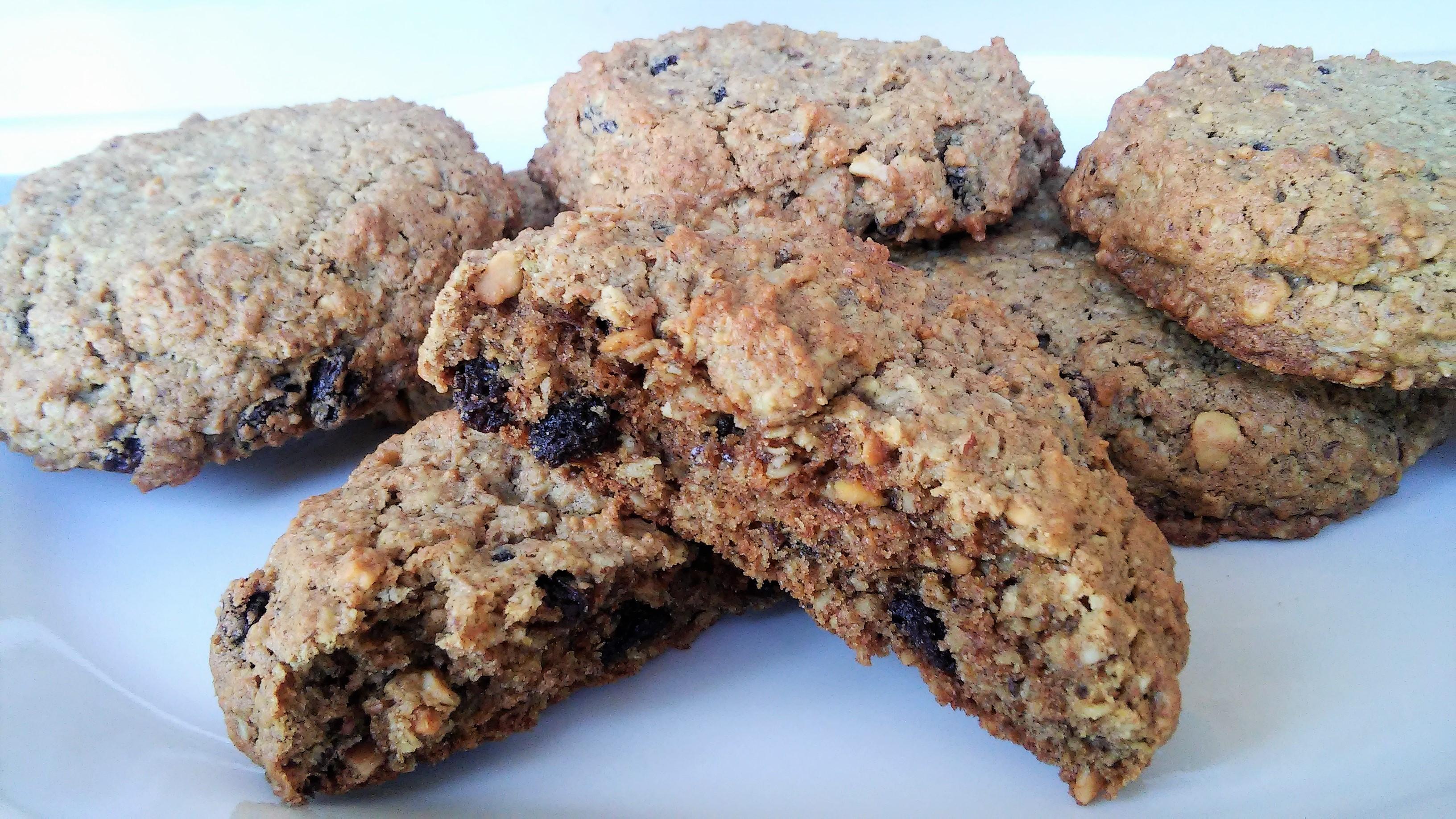 Hearty Breakfast Cookies Janet Allen