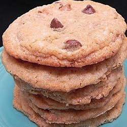 David's Secret Ingredient Chocolate Chip Cookies Scotdog