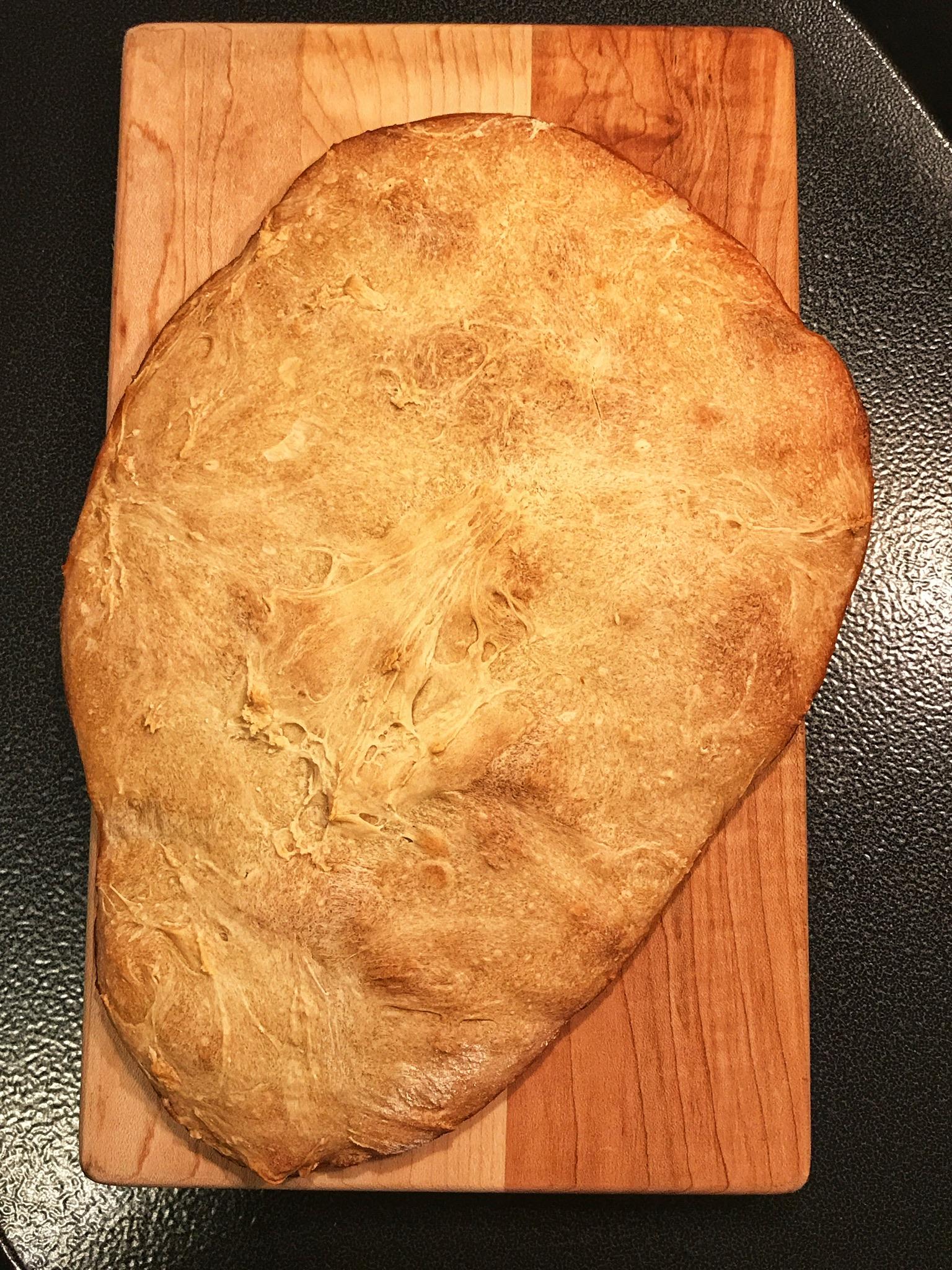 Lepinja (Serbian Flatbread) MommaBean3