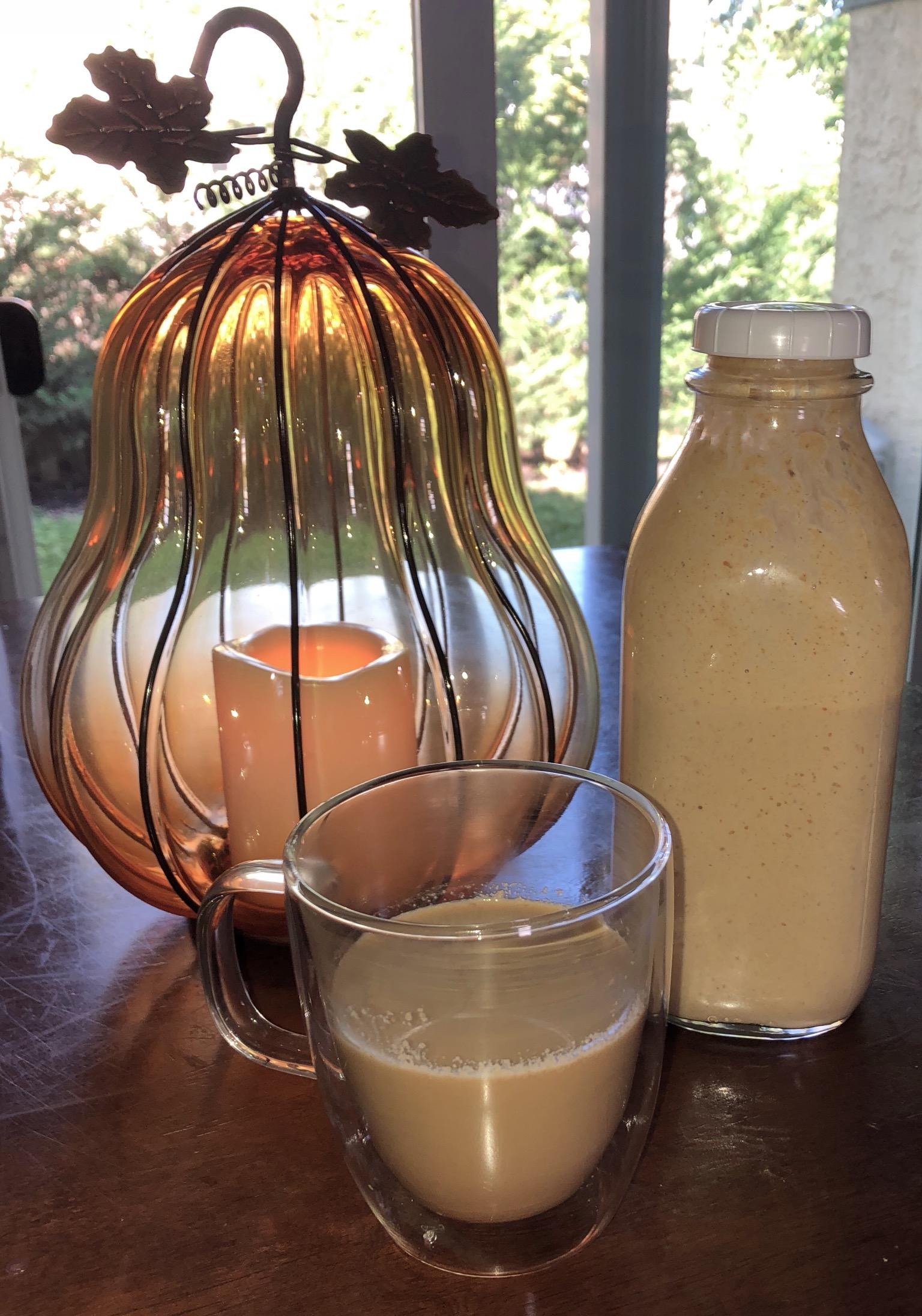 Homemade Coffee Creamer (Pumpkin Spice) Mb Walsh