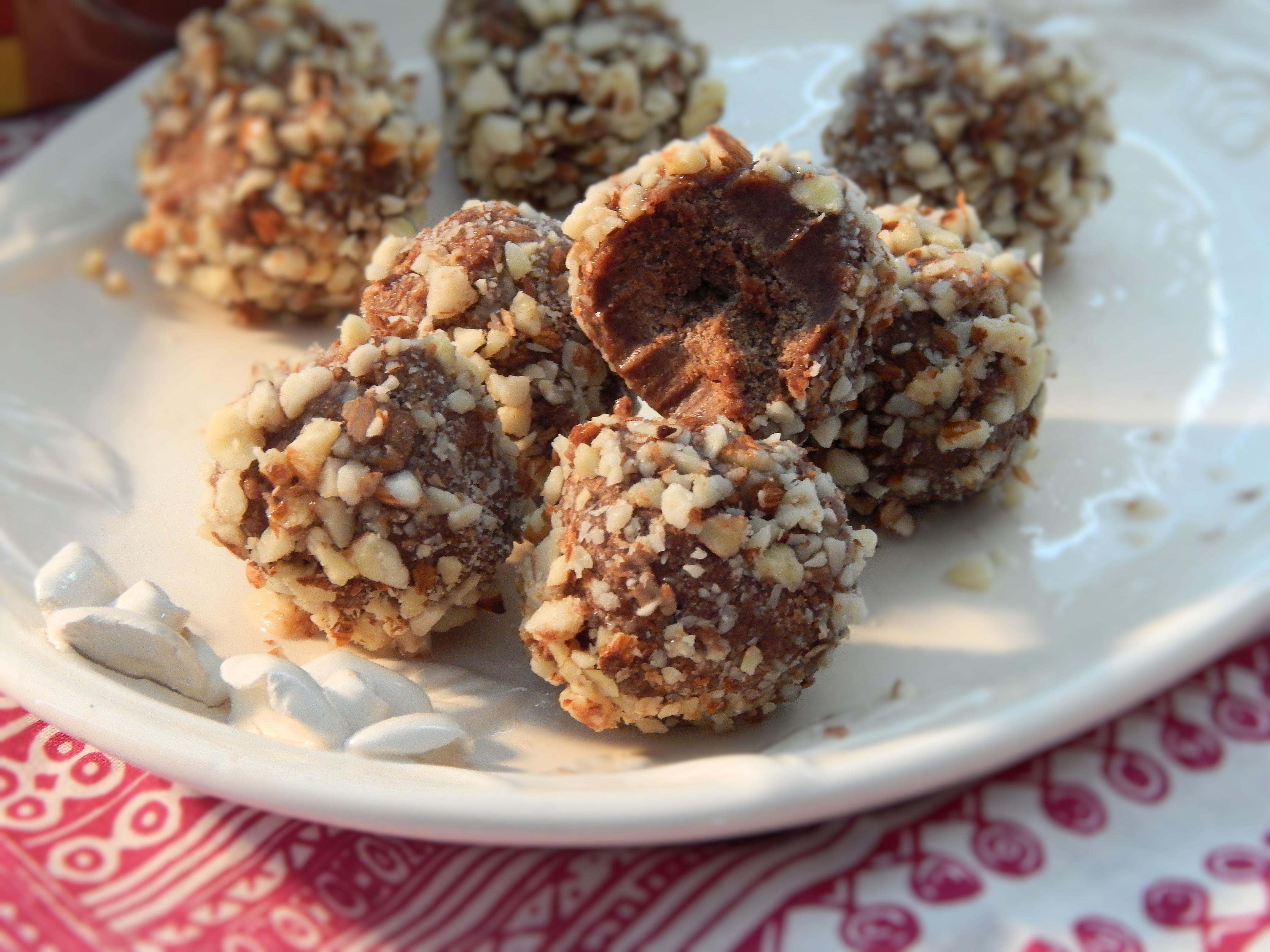 Carnation Breakfast Truffles