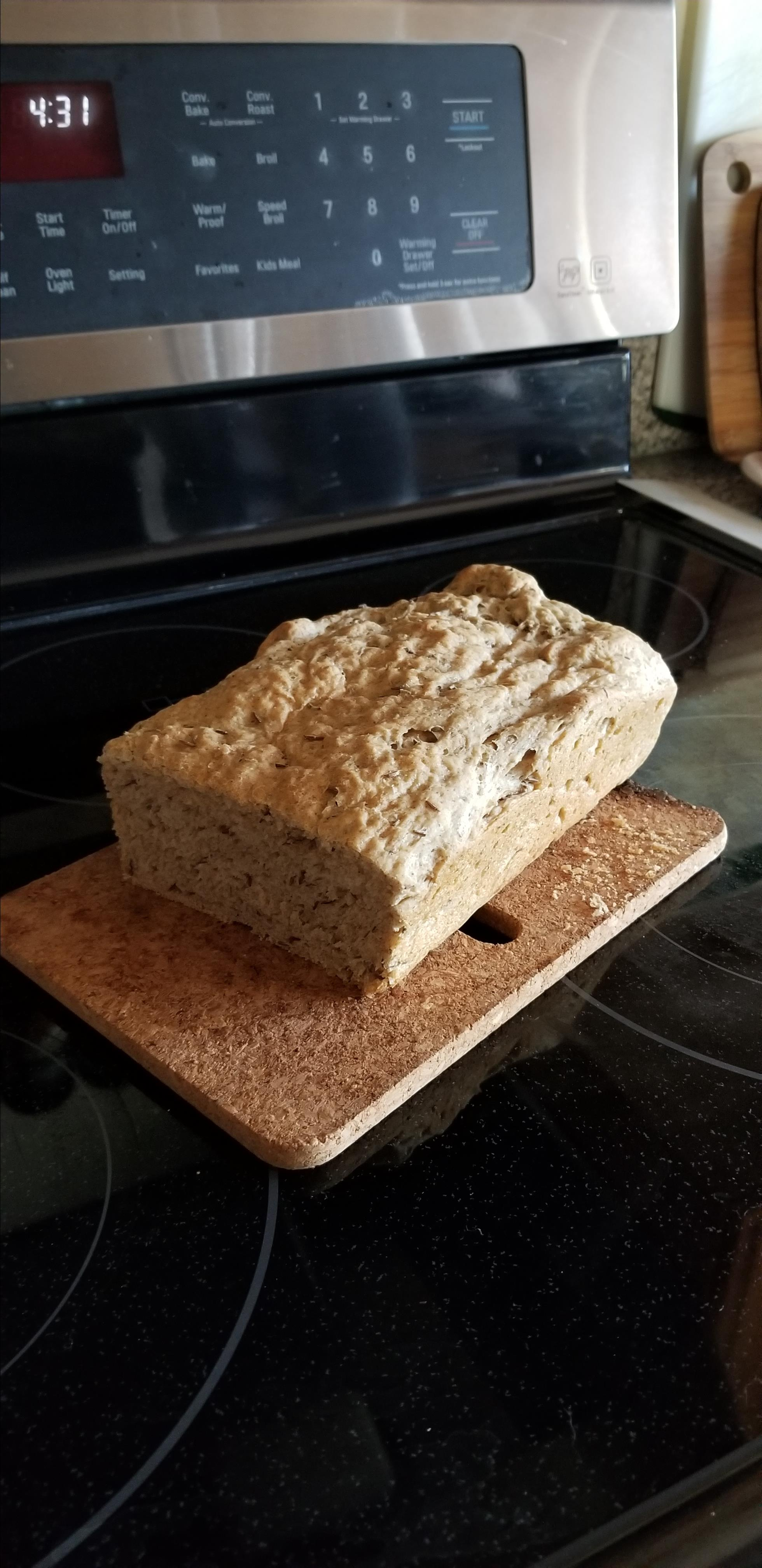 Real NY Jewish Rye Bread Mark