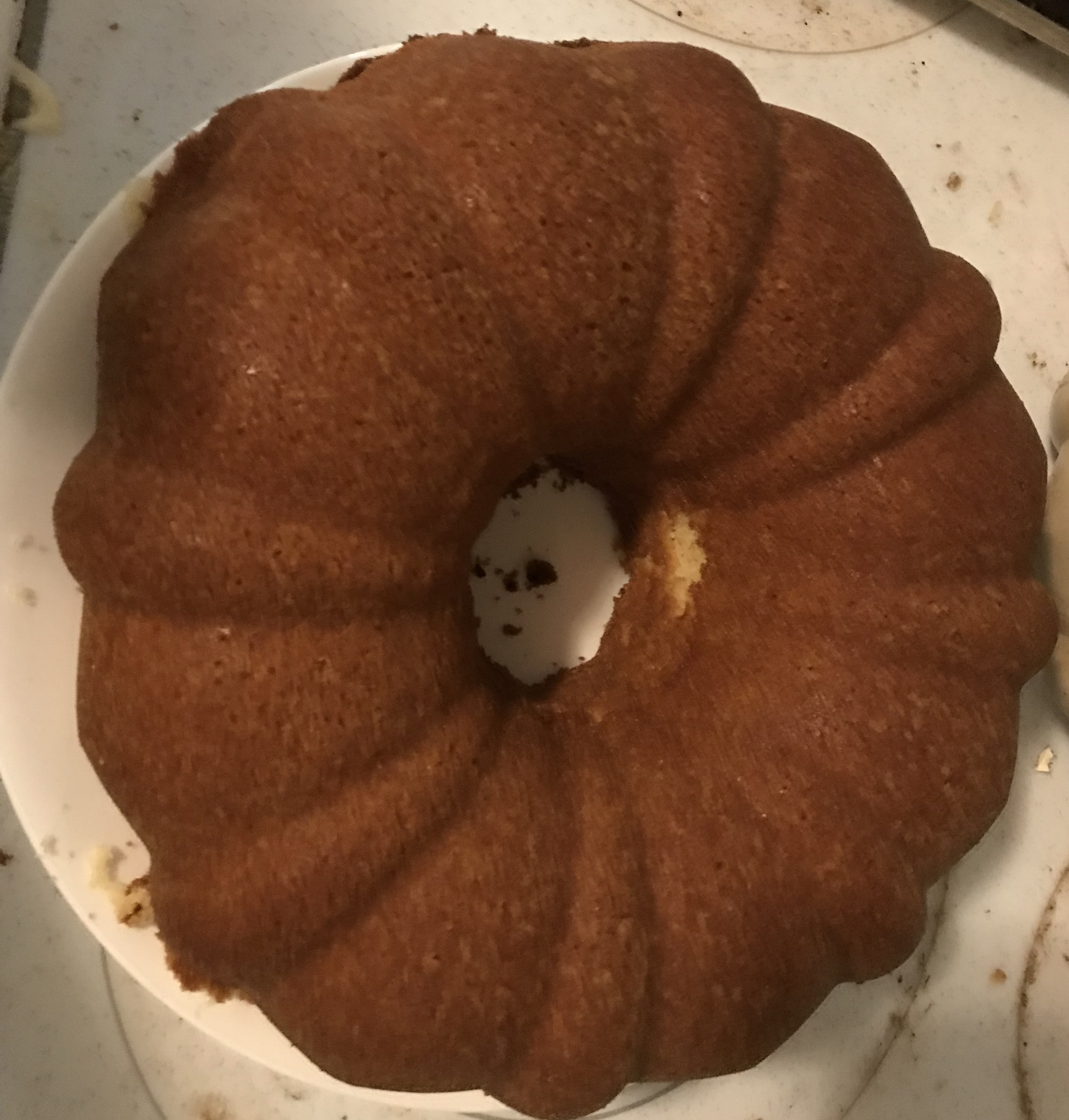 Kentucky Blue Ribbon All-Butter Pound Cake Heather Nelson