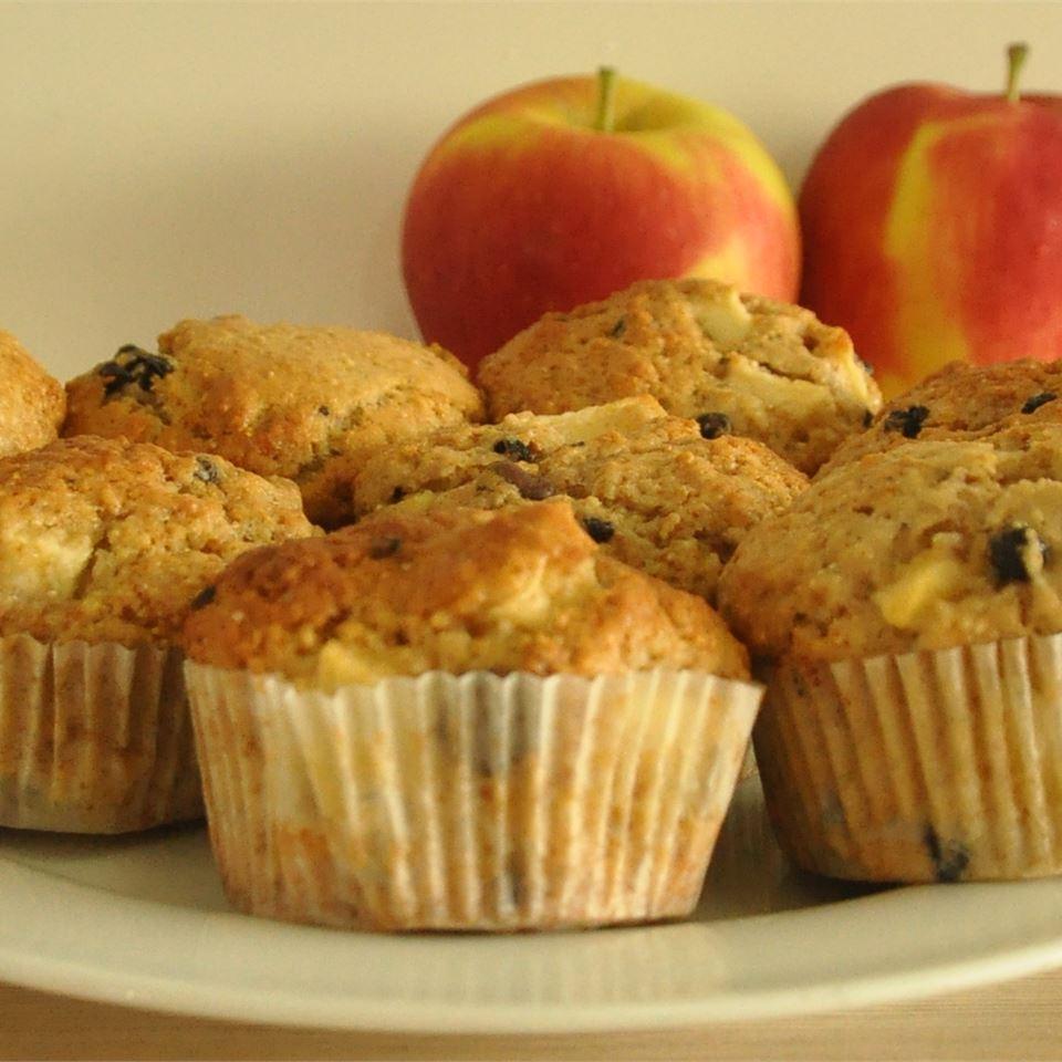 Apple Muffins Peiling