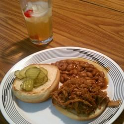 Slow Cooker Pulled Pork Shamisty