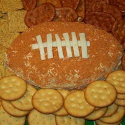 Football Cheese Ball aliasannie