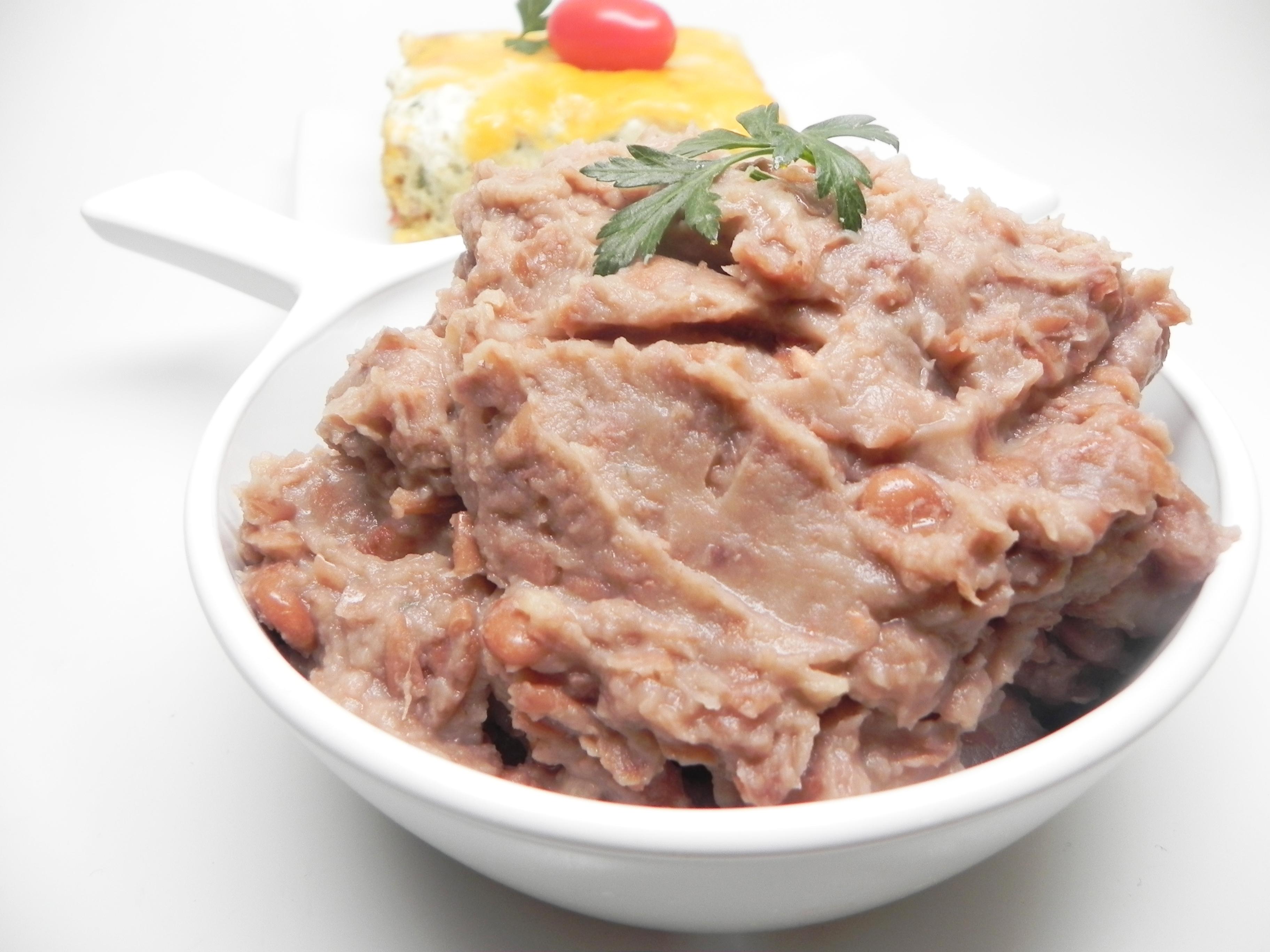 Instant Pot® Refried Beans Soup Loving Nicole