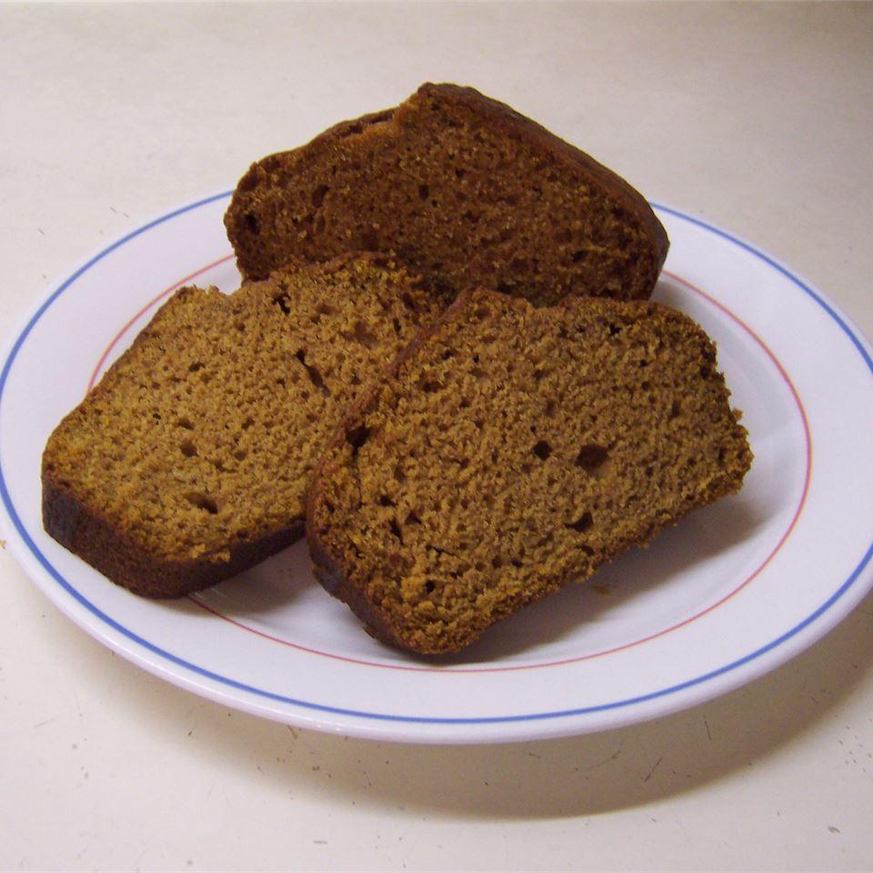 Spiced Pumpkin Bread Kelli F