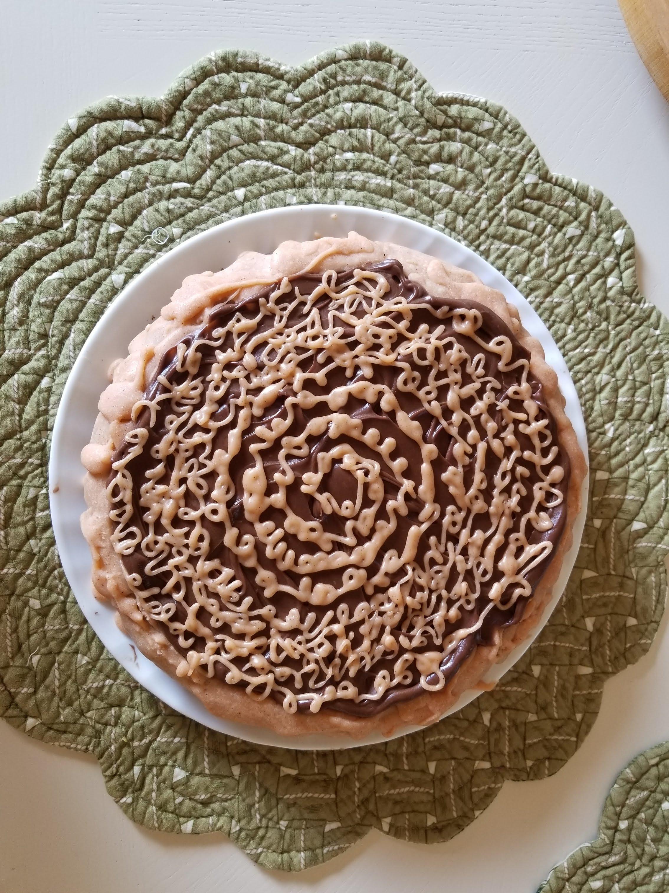 Chocolate Pumpkin Cake Breadhead1